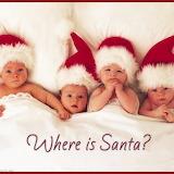 *Where is Santa?