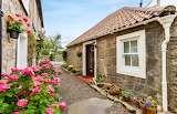 Honeysuckle Cottage Culross Scotland