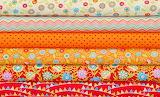 #Orange Fabrics