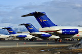 Tale of Tails, Everts Cargo Planes at Anchorage