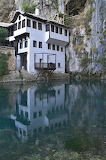 Bosniaand Herzegovina, Blagay monastery