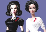 Elizabeth Taylor the Barbie