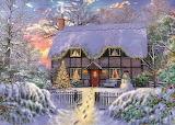 The Writer's Cottage - Dominic Davison