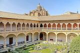 Cloister, Spain