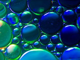 BlueBubbleAbstract