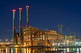 Electric Power Station Providence Rhode Island USA