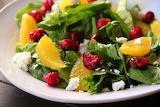 #Roasted Cranberry Winter Salad