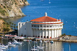 Casino on Catalina Island California USA