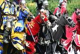 Knights' horses