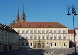 Brno, Musée Moravie, CZ