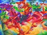 futurism, Umberto Boccioni