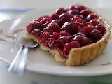 #Raspberry Tart