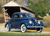 1938 Ford V8 Deluxe