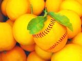 #Lemon Baseball Abstract