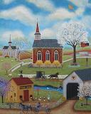 Springtime - Mary Charles