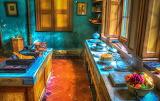 Pintura , sobre cocina