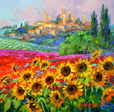 MIKKI SENKARIK-heart-of-tuscany-painting