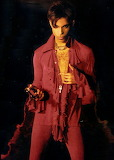 Prince in red