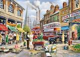 The Market Stall - Derek Roberts