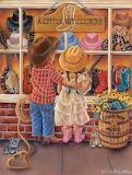 A Little Bit Country, Little Girl & Boy