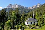 Kapelle im Gebirge