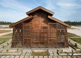 "Architecture archdaily ""Oikumene Church"" ""TSDS Interior Architec"