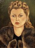 Frida Khalo, Portrait de Natasha Gelman, 1943