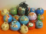 old Christmas balls