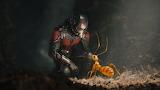 Ant man & ant