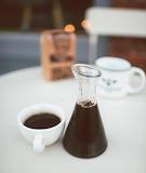 Fun Coffee Serving