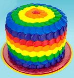 Colorific Cake