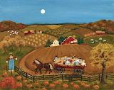 Hay Ride Mary Singleton