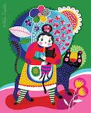 Helen Dardik art
