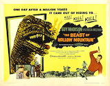 Beast of Hollow Mountain lobby card