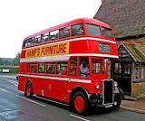 Crossley DD42-3 1946 Northampton Corporation