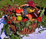 healthy food-fruit in basket
