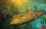 Cpt. Nemo's Submarine