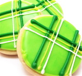 #St. Patrick's Day Cookies