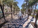 Alicante, Explanada de España, Javier Guijarro