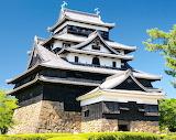 Matsue castle keep