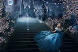 Scarlet as Cinderella