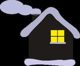Cottage-winter