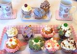Cupcakes @ La cocina de Mery Gómez