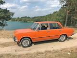 1981 Polski Fiat 125p