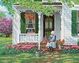 The Scent of Spring by John Sloane...