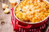 ^ Macaroni and cheese