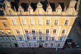 Grand tenement house Leszno Poland