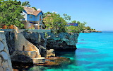 Home on Tropical Island of Jamaica