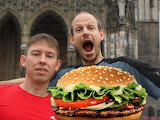 Hot hunger cheeseburger hamburger