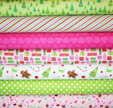 Christmas Fabric @ Pinterest...